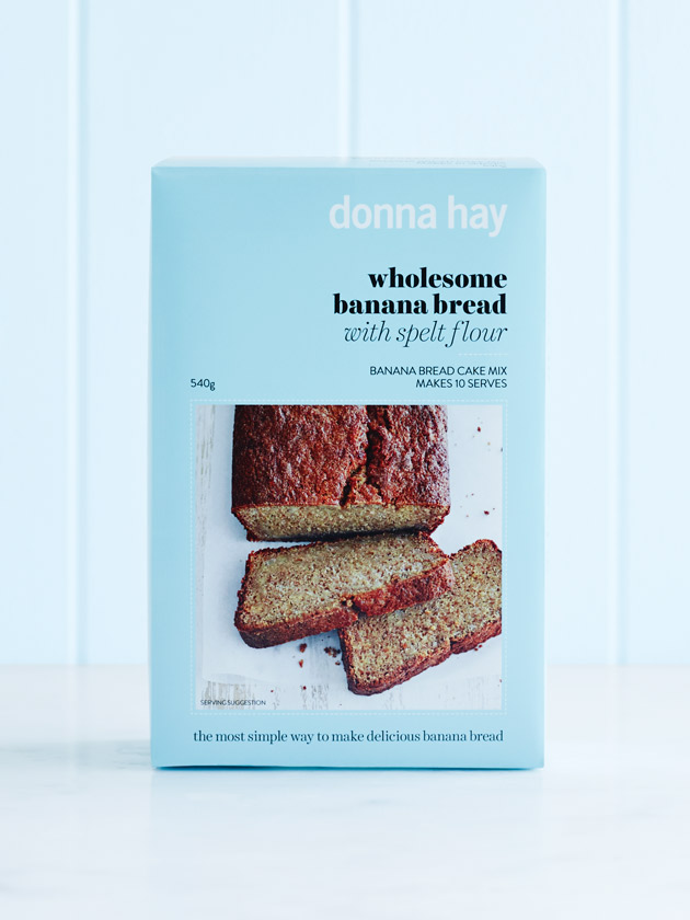 EASY BAKING BAKING MIX - WHOLESOME BANANA BREAD