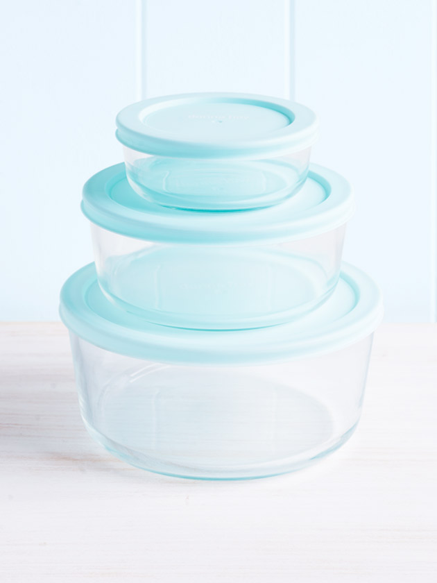 NEW ARRIVAL GLASS STORAGE CONTAINERS