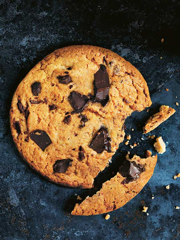 Chewy Chocolate Chip Cookies Donna Hay
