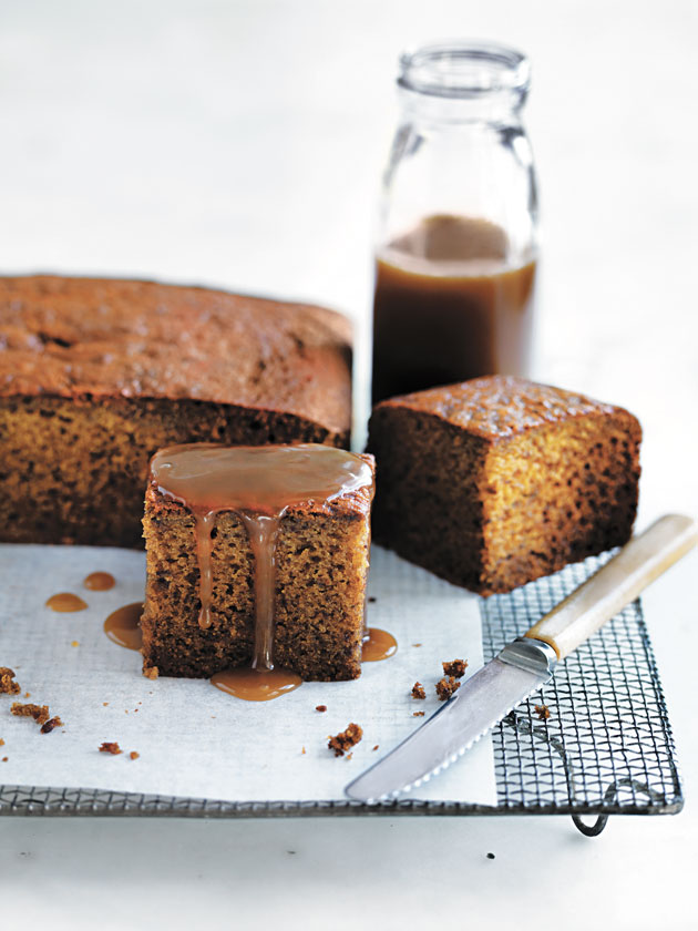 Sticky Date Pudding With Butterscotch Sauce Donna Hay