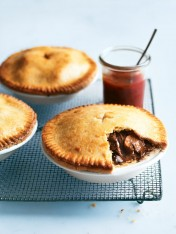 classic beef and mushroom pies