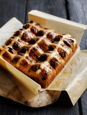 better-for-you hot cross buns