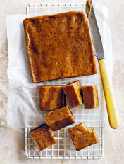 better-for-you peanut butter fudge