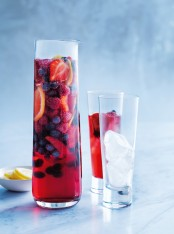 cranberry and berry smash