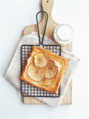 easy apple tart