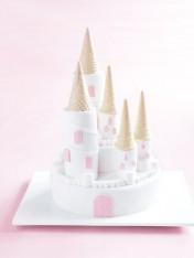 fairy castle cake