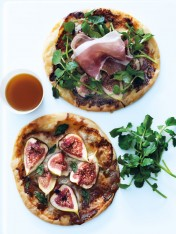 fig and gorgonzola tart