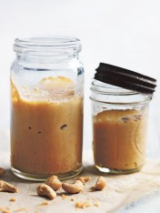 macadamia and cashew butter