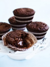 little molten mud cakes