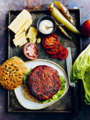 the best vegie burgers