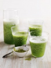 the smoothest of green smoothies
