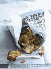 wasabi swede crisps