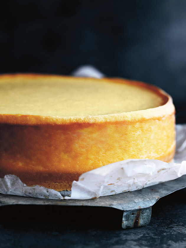 Baked Ricotta Cheesecake Donna Hay