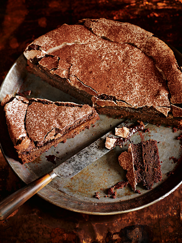 Donna Hay Moist Chocolate Cake