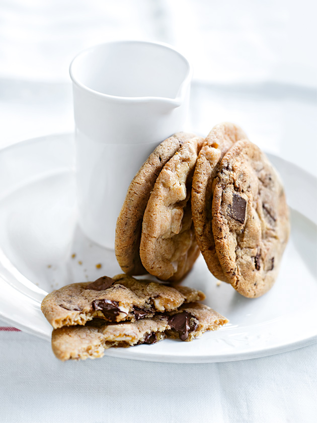 Easy Chocolate Chip Cookies Donna Hay