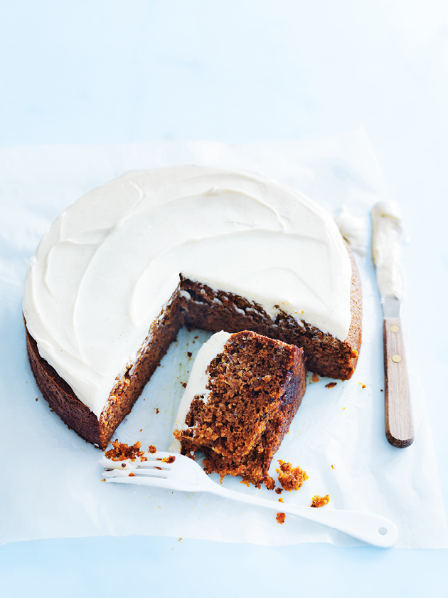 Food Processor Carrot Cake Donna Hay