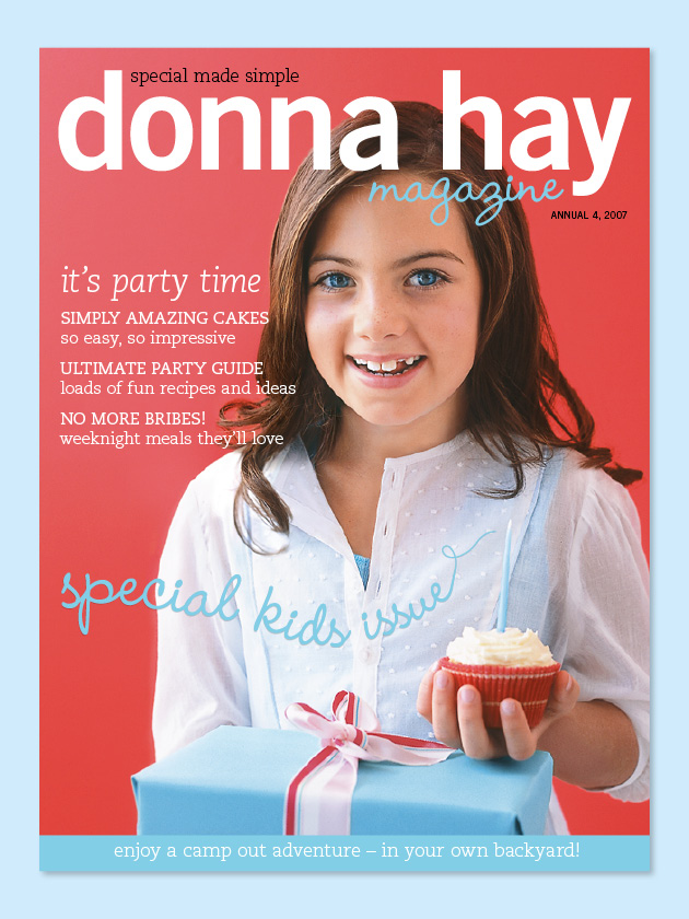DONNA HAY MAGAZINE KIDS ISSUE 4