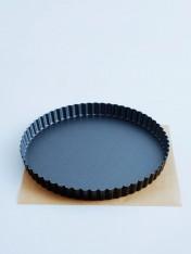 24cm round quiche tin