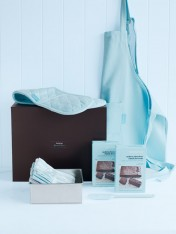 brownie baking set hamper