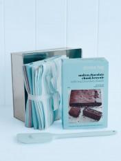brownie hostess baking kit