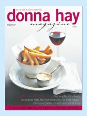 ISSUE 9 - FOOD + WINE 2003