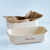 french wooden baking trays – extra large rectangular