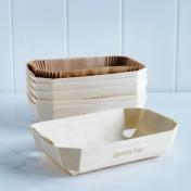 french wooden baking trays – large rectangular