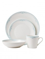 modern nostalgia 16 piece dinner set - new shape