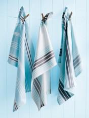 tea towel set – charcoal