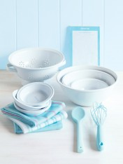 Enamel Cook's Essentials Kit - White