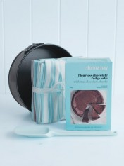 chocolate fudge cake hostess baking kit