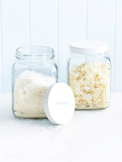 Glass storage Jars - Large