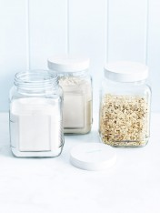 Glass storage Jars - Medium