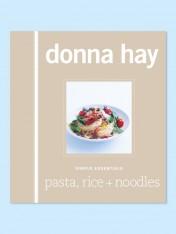 simple essentials – pasta, rice + noodles