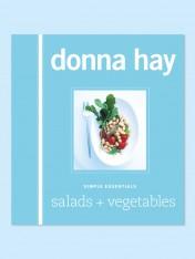 simple essentials – salads + vegetables