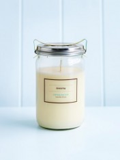 limited edition vanilla candle – extra large
