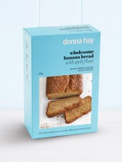 wholesome banana bread carton of 4