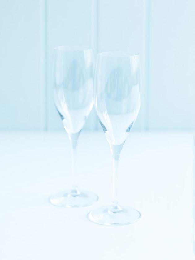 Riedel Vinum cuvee prestige glass set