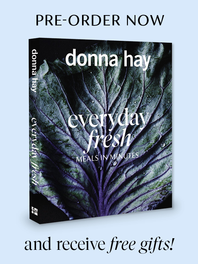 NEW I'M SO EXCITED TO INTRODUCE MY NEW BOOK EVERYDAY FRESH MEALS IN MINUTES