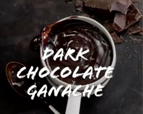 basics to brilliance: dark chocolate ganache